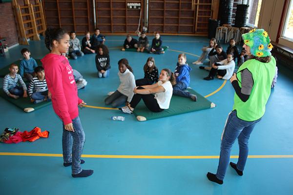 Workshop Samen Sterk tegen Pesten